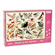 See more information about the House Of Puzzles Jigsaw Birds In My Garden 1000 Pieces