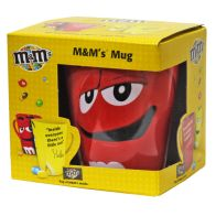 M&Ms Chocolate Mug 45g - Red