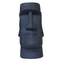 See more information about the Clay Tiki Garden Statue 21 x 20 x 39.5cm