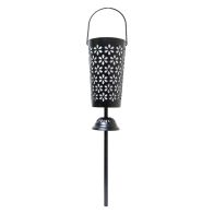 See more information about the Bright Garden Solar Flame Torch Stake Light