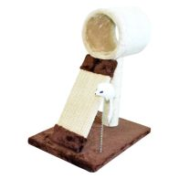 See more information about the Cat Scratcher With Toy Mouse Attachment 41 x 31 x 51cm