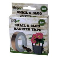See more information about the Growing Patch Snail & Slug Barrier Tape 2m
