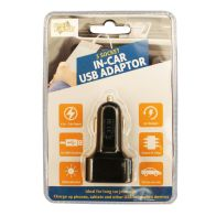 See more information about the USB In-Car Charger 3 Sockets