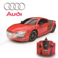 See more information about the Audi R8 GT Limited Edition Red Radio Controlled 2.4Ghz 1:24 Scale