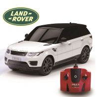 See more information about the Range Rover Sport White 2.4Ghz 1:24 Scale