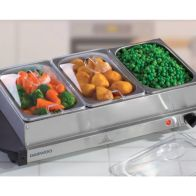 See more information about the Daewoo Electric Buffet Server 3x 1.5L