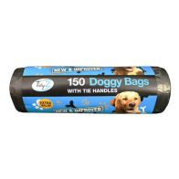 See more information about the Extra Thick Doggy Bags Roll - 150 Pack