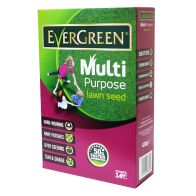 See more information about the Evergreen Multipurpose Grass Seed With Ryegrass 420g