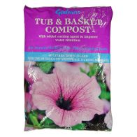 See more information about the Growing Patch Tub and Basket Compost (40 Litre)