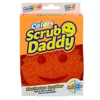 See more information about the Scrub Daddy Flex Texture Scrubber Orange