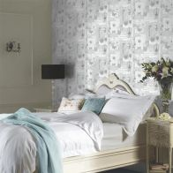 See more information about the Felicity Silver Wallpaper