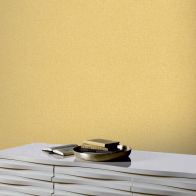 See more information about the Linen Texture Ochre Wallpaper