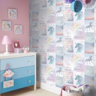 See more information about the Believe In Unicorns Wallpaper