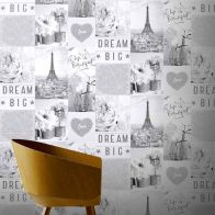 See more information about the Life Is Beautiful Mono Wallpaper