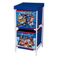 See more information about the Paw Patrol Blue Chest Of 2 Drawers
