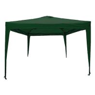 See more information about the Hamilton Pop Up Gazebo 3x3m Green