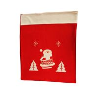 See more information about the Red Fleece Santa Christmas Sack