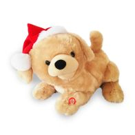 See more information about the Animated Plush Labrador Puppy 'Jingle Smells' 19 Inch