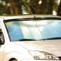See more information about the Folding Aluminium Windscreen Sunshade