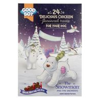 See more information about the Snowman Snowdog Advent Calendar For Dogs