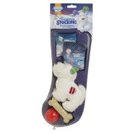 See more information about the Snowman Snowdog Stocking For Dogs
