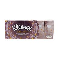 See more information about the Kleenex Ultra Soft Pocket Tissues 10 Pack