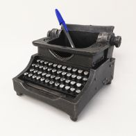 See more information about the Vintage Typewriter Stationary Holder