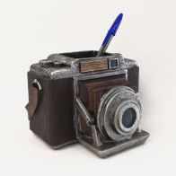 See more information about the Vintage Camera Stationary Holder