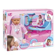 See more information about the My Dolly Sucette Toy Doll First Steps Set