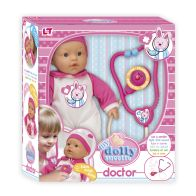 See more information about the My Dolly Toy Doll Doctor Set