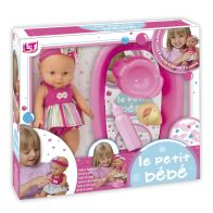 See more information about the Le Petite Bebe Toy Doll Bathtub Set