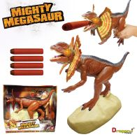 See more information about the Mighty Megasaur Dart Shooting Dino
