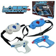 See more information about the Laser Command Laser Pursuit Game