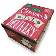 See more information about the Small Personalised Rectangle Christmas Box