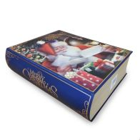 See more information about the Traditional Santa Book Box Blue - Large