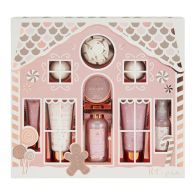 See more information about the Utopia Gingerbread House Pampering Gift Set