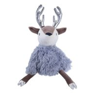 See more information about the Luxury Rudy Reindeer Dog Toy