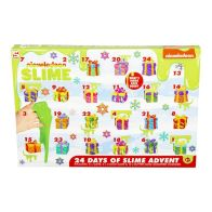 See more information about the Nickelodeon 24 Days of Slime Advent Calendar