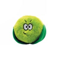See more information about the Brussel Sprout Dog Toy Squeaking