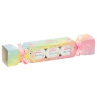 See more information about the Possibility Enchanted Unicorn Lip Balm Cracker Gift Set