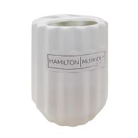 See more information about the Hamilton McBride Toothbrush Holder White