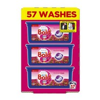 See more information about the Bold 3 in 1 Washing Capsules Bloom & Poppy 57 Washes