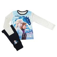 See more information about the Girls Frozen 2 Blue & Grey Pyjamas - 4-5 Years