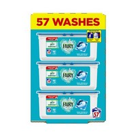 See more information about the Fairy Washing Capsules Non Bio 57 Washes