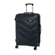 See more information about the it luggage Black Medium Chevron Suitcase