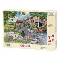 See more information about the House Of Puzzles Jigsaw Old Mill 1000 Pieces