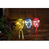 See more information about the Blue Solar Hanging Balloon Light