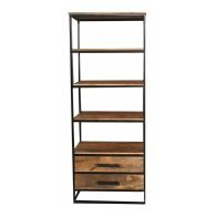 See more information about the 2 Drawer Industrial Bookcase