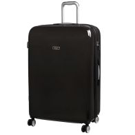 See more information about the it luggage Black Large Sheen Suitcase