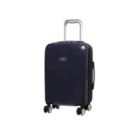 See more information about the it luggage Dark Blue Cabin Sheen Suitcase